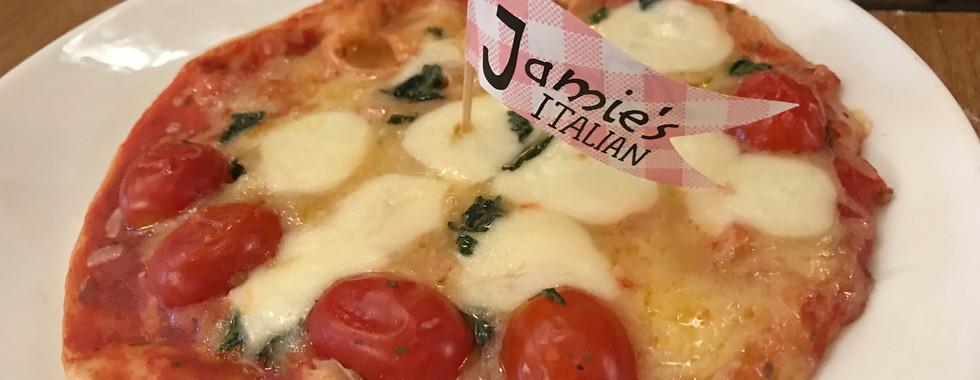 Workshop@Jamie's Italian