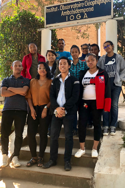 2018-19 Madagascar Cohort