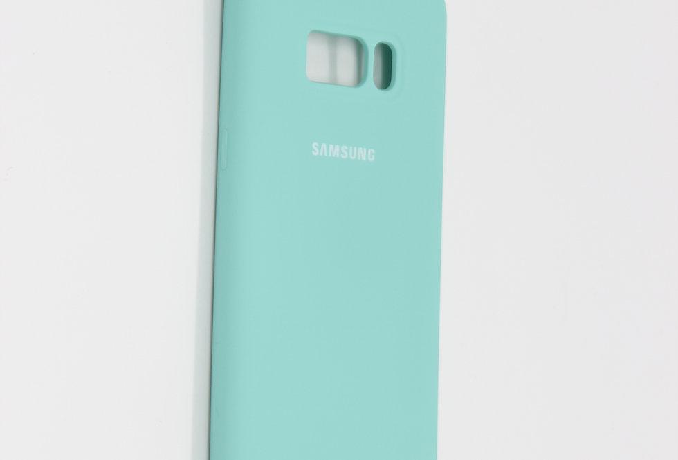 Силиконовый чехол на Samsung Galaxy S8+