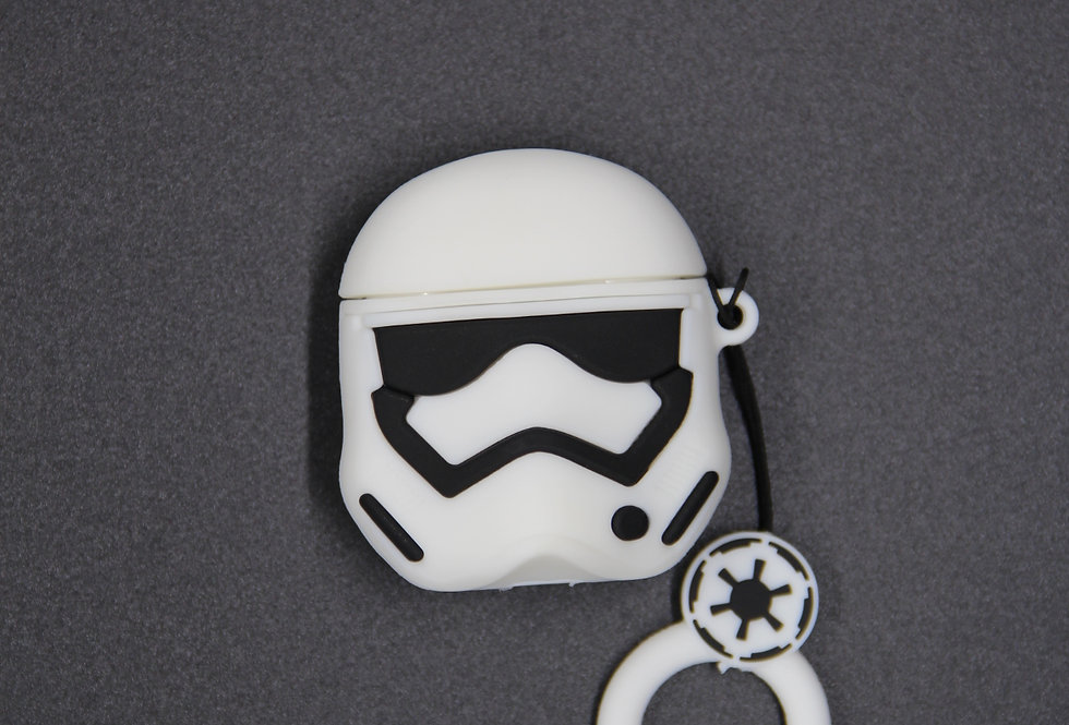 Чехол на AirPods (Storm Trooper)
