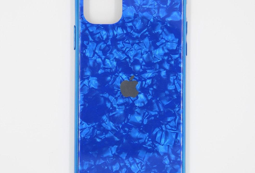 Стеклянный чехол на iPhone 11 Pro (Broken Glass)