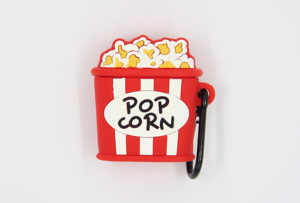 Чехол на AirPods (Pop-corn)