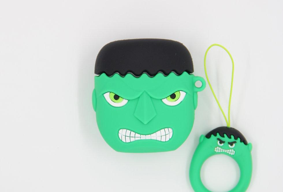 Чехол на AirPods (Hulk)