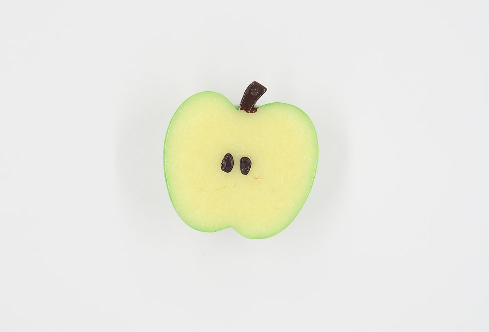 Попсокет 3D Зелёное яблоко