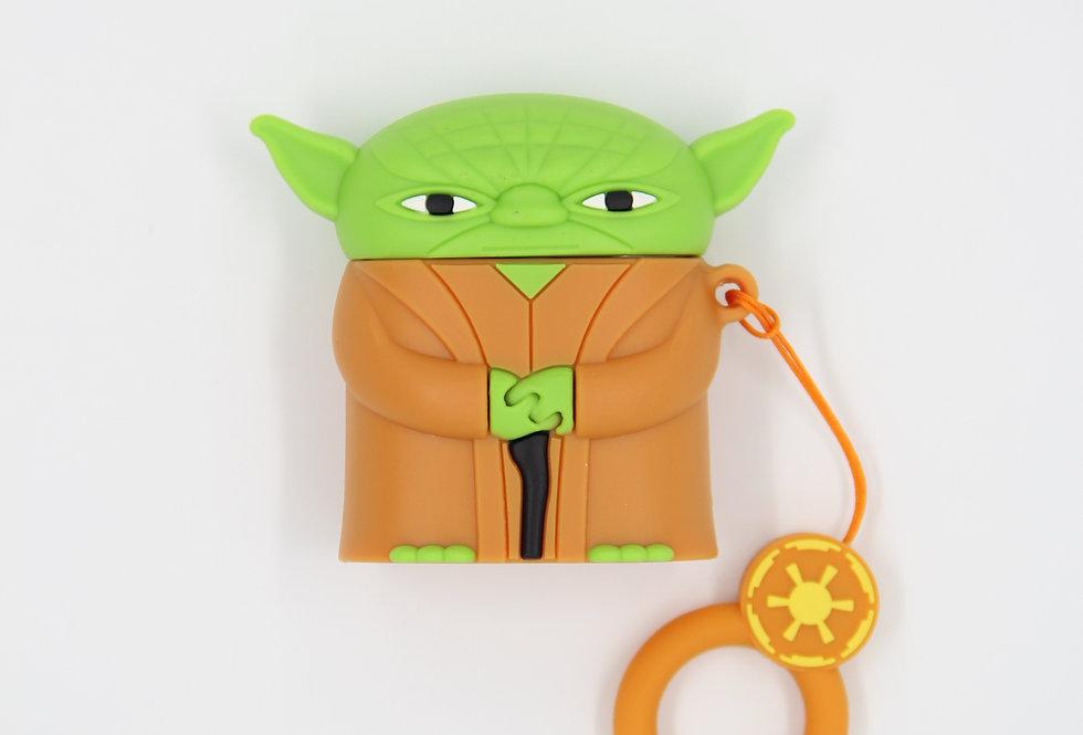 Чехол на AirPods (Yoda)