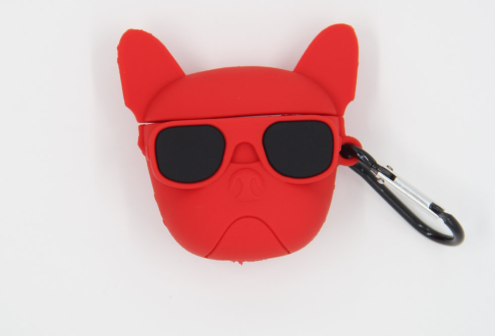 Чехол на AirPods (Bulldog)