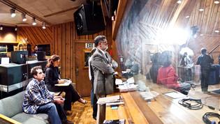 Recording PROHIBITION at AVATAR