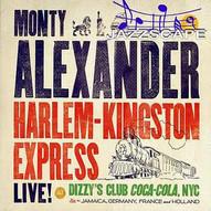 Monty Alexander HARLEM-KINGSTON EXPRESS