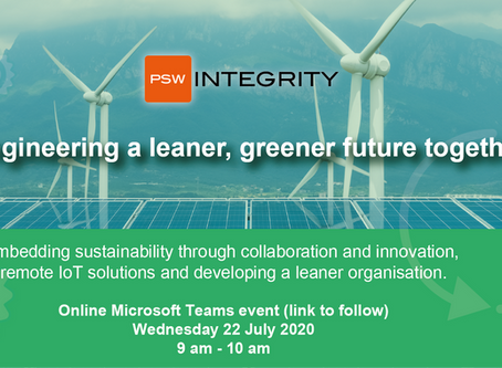 Engineering a leaner, greener future together.