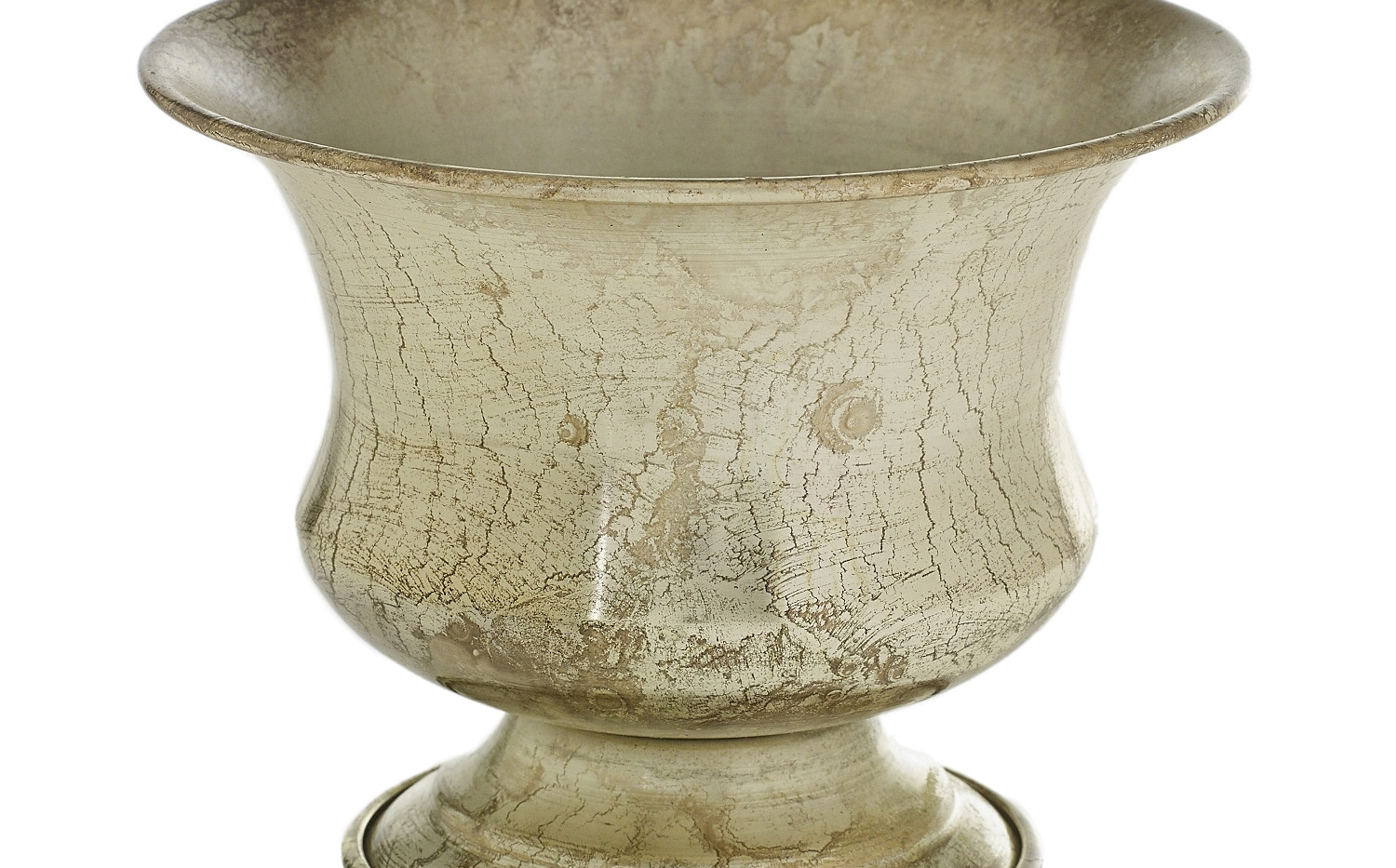 Silver Footed Compote