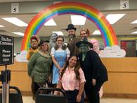 Halloween Over the Rainbow