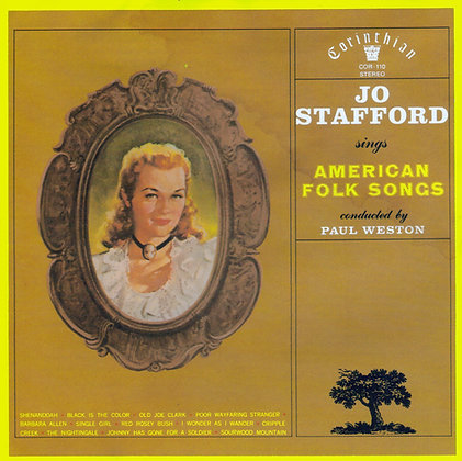 Jo Stafford / American Folk Songs