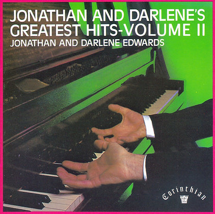 Jonathan & Darlene's Greatest Hits Vol. 2