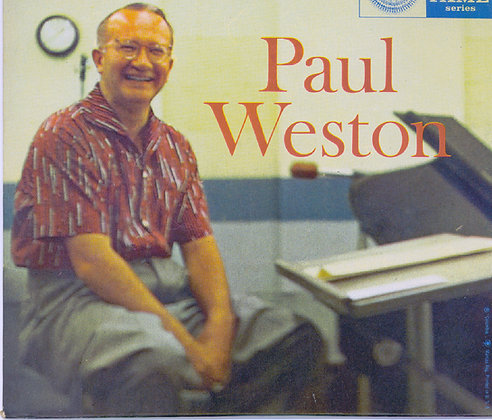 Paul Weston /  Music For Easy Listening