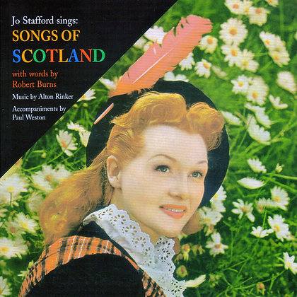 Songs Of Scotland / Jo Stafford