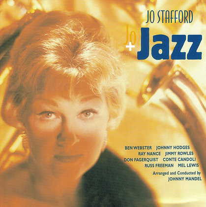Jo Stafford / Jo + Jazz