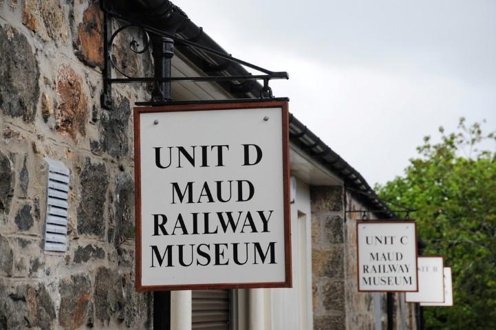 Maud Railway Museum Sign (Small).jpg