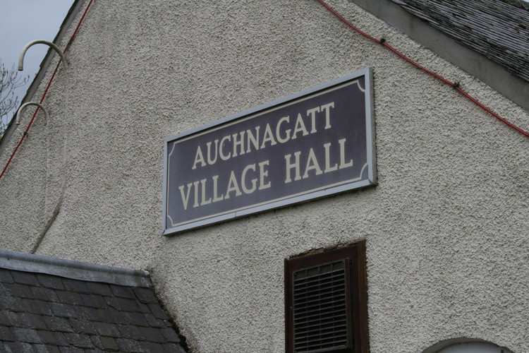 Auchnagatt Hall