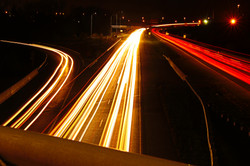 Busy Highway - MK Video Photo