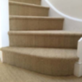 Stairs & landing Carpet Cleaning