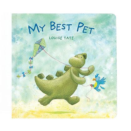 Jellycat Libro ´The Best Pet´