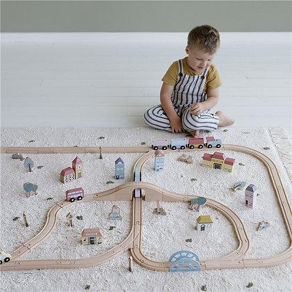 Ciudad Sistema de Trenes XXL de Little Dutch