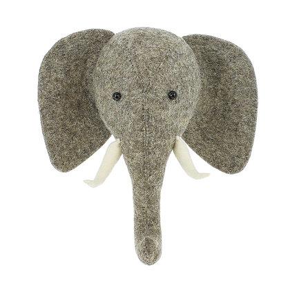 Cabeza de elefante - Mini