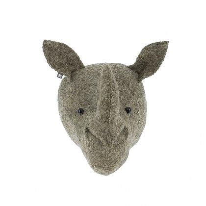 Cabeza de rinoceronte - Mini