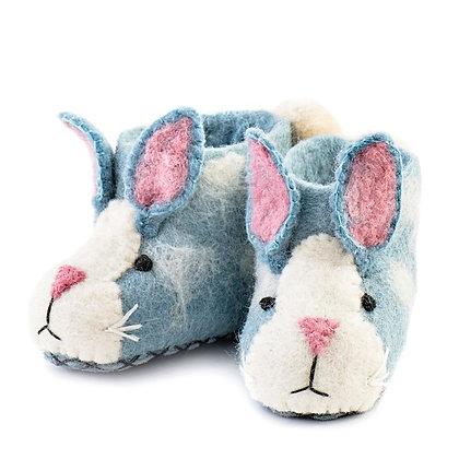 Pantuflas de conejo Rory
