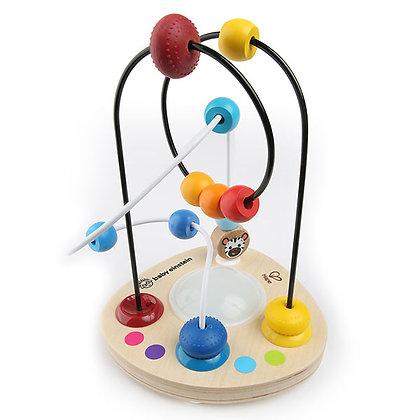 Baby Einstein Laberinto de cuentas multicolor