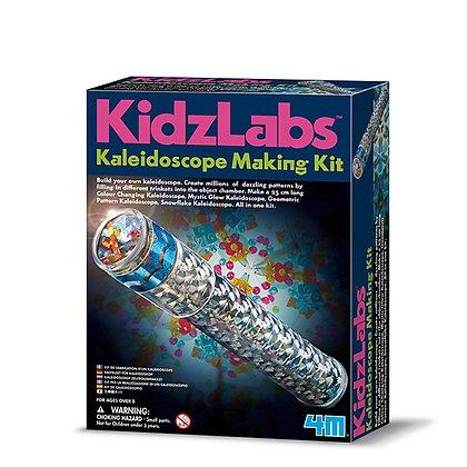 Kidzlabs Kit de Caleidoscopio