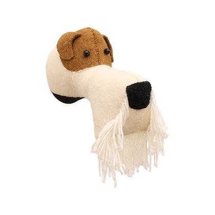 Cabeza de Perro Fox Terrier