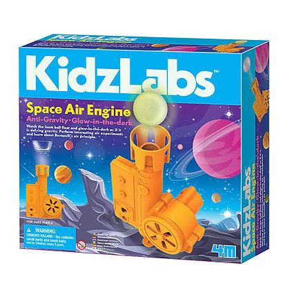 Kidzlabs Motor de aire espacial