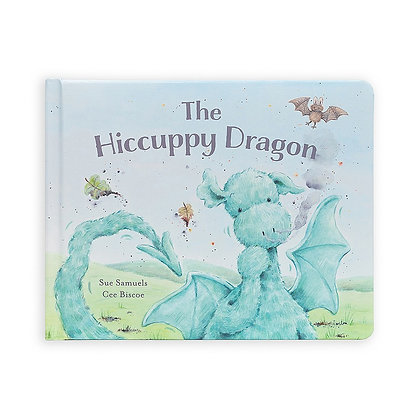 Jellycat Libro ´The Hiccuppy Dragon´