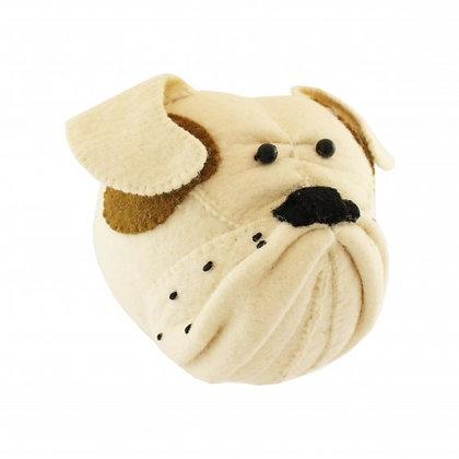 Cabeza de Perro Buldog