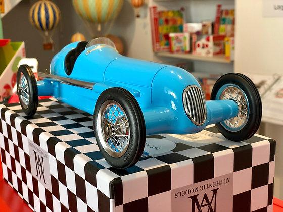 Coche de Carrera Azul de Authentic Models