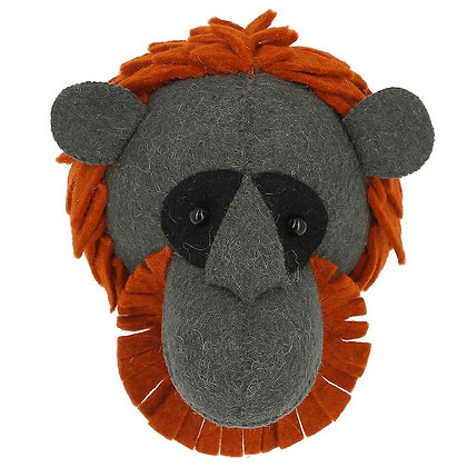 Cabeza de Orangután - Mini