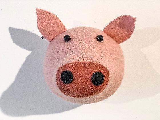 Cabeza de cerdo -Mini
