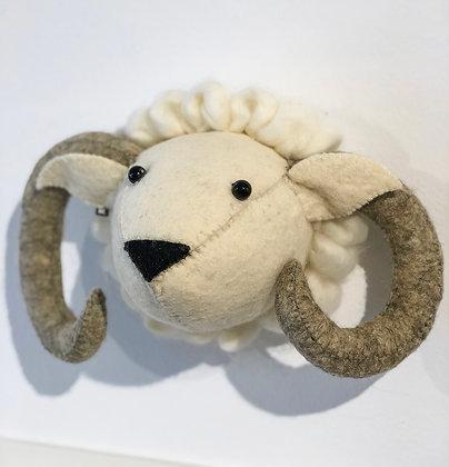 Cabeza de carnero -Mini