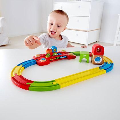 Ferrocarril Sensorial de Hape