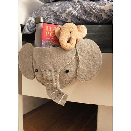 Almacenamiento para la cama - Elefante
