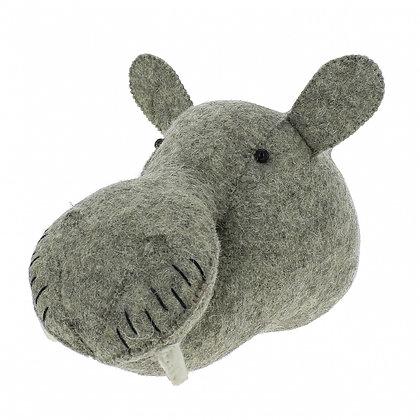 Cabeza de hipopótamo - Mini