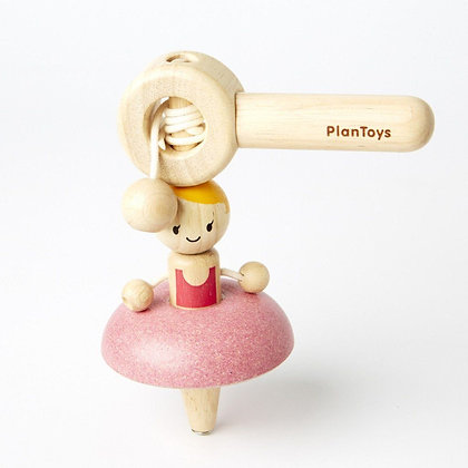 Peonza de ballet de Plan Toys