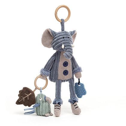 Jellycat Juguete de Actividades -Cordy Roy Elefante