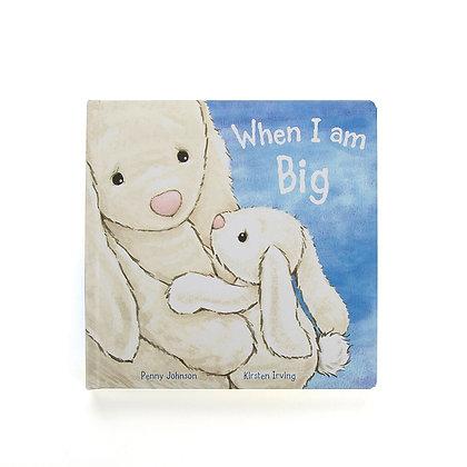 Jellycat Libro ´When I am Big´
