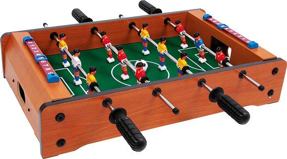 Futbolín de mesa