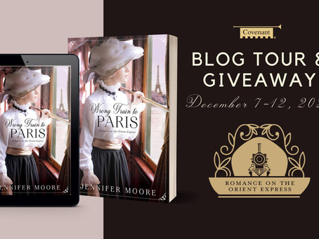 Wrong Train to Paris - Blog Tour and Giveaway