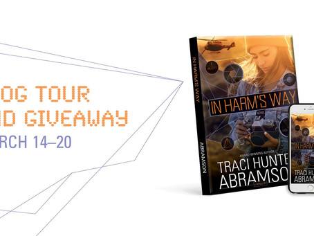 In Harm's Way - Blog Tour and GIVEAWAY