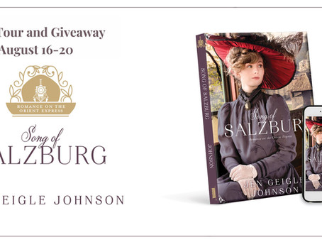 Song of Salzburg - Blog Tour, Review, and Giveaway