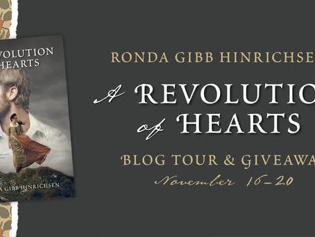 A Revolution of Hearts Blog Tour